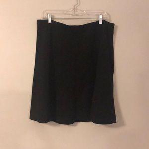 Loft Flippy Skirt